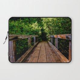 The Forest Bridge Laptop Sleeve