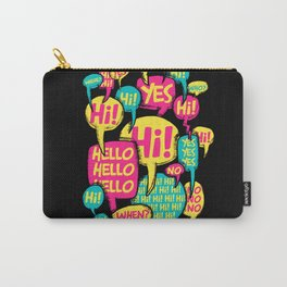 communication Carry-All Pouch
