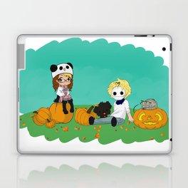 Chey & Cry Pumpkin Fest Laptop & iPad Skin