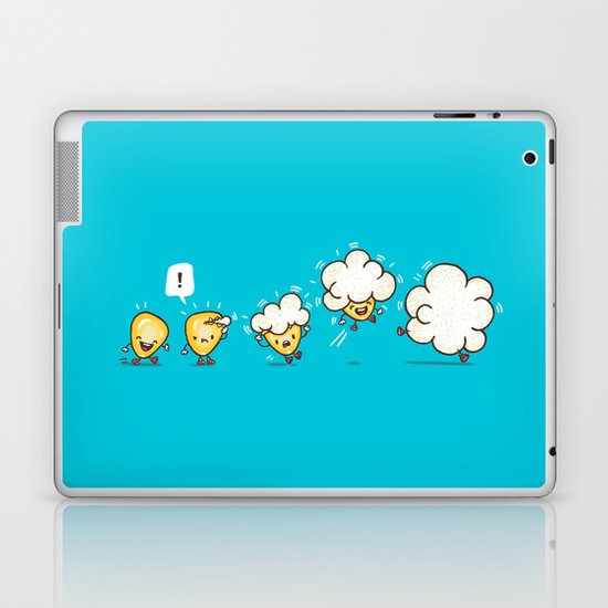 Microwavolution  Laptop & iPad Skin