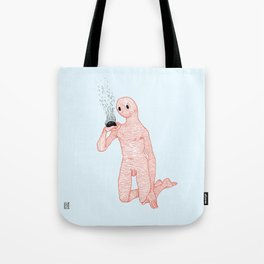 And Still It Burns Tote Bag