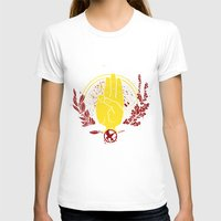 mockingjay T-shirts featuring The Mockingjay by 126pixels