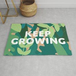 Keep Growing Rug