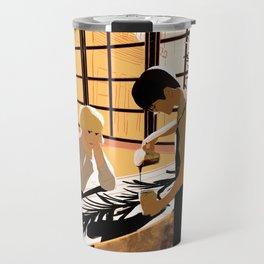latte Travel Mug