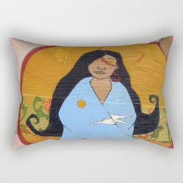 Sea Vision Rectangular Pillow