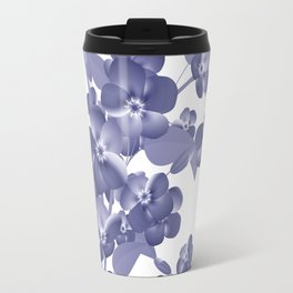 Floral pattern 14 Travel Mug