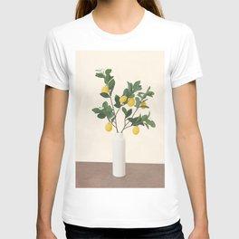 Lemon Branches II T-shirt