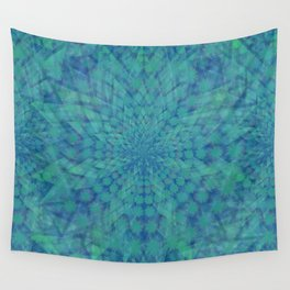 Lotus of Divinity Wall Tapestry