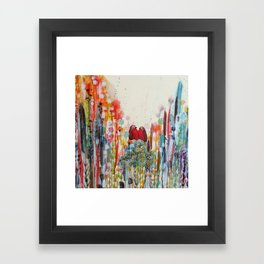 been loving you for always Framed Art Print