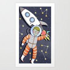 Astro Boy Art Print