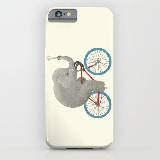 Ride (colour option) iPhone & iPod Case
