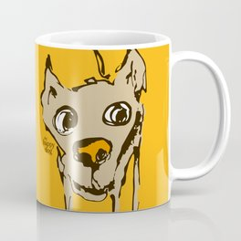 Anton - yellow Coffee Mug