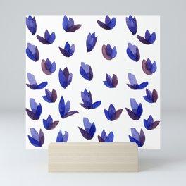 Read My Tulips Mini Art Print