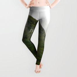 Green Land Leggings