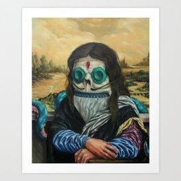 Cavaleralisa Art Print