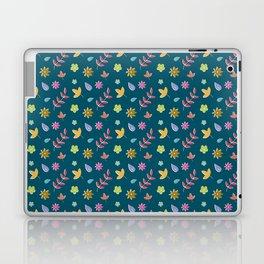 Floral surface Laptop & iPad Skin