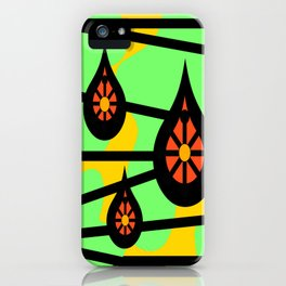Géometric 02 iPhone Case