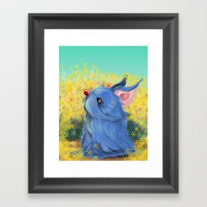Hugo Framed Art Print
