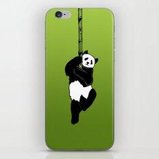Save the Panda iPhone & iPod Skin