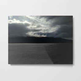 Beluga Bay, Alaska Metal Print