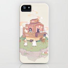 Festival iPhone Case