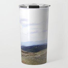 Earth is Curvy Travel Mug