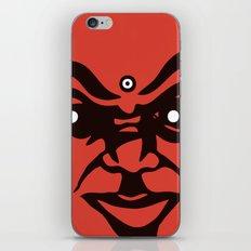 Bold Buddha iPhone Skin