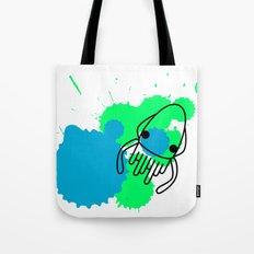Calamar Tote Bag