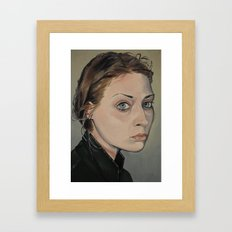 Fiona Apple Framed Art Print