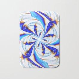 Fractal Artwork Bath Mat