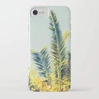 palm iPhone & iPod Cases featuring Palm by Esther Ní Dhonnacha