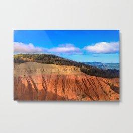 Morning 6003 - Cedar Breaks National Monument, Utah Metal Print