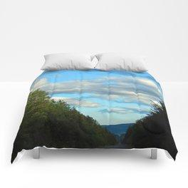 Mountain Road Comforters