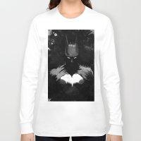 bats Long Sleeve T-shirts featuring Bats by Scofield Designs