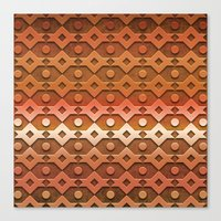 copper Canvas Prints featuring Copper by Lyle Hatch