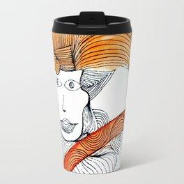 Illogical Man Travel Mug