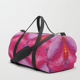 Hearts of Fire Duffle Bag