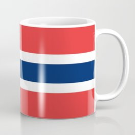 Norwegian Flag Coffee Mug
