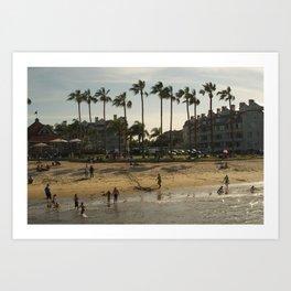 Coronado Art Print