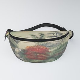 The green forest Fanny Pack