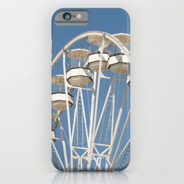 High In The Blue Sky 2 iPhone Case