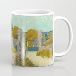 Vincent van Gogh - Farmhouse in Provence Coffee Mug