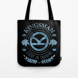 Agent In Training (Blue) Tote Bag