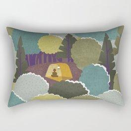 Backwoods Rectangular Pillow