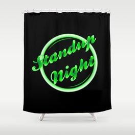 Gig Shower Curtains