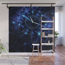 The Time is Now - Fractal - Manafold Art Wall Mural