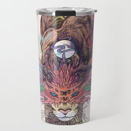 Journeying Spirit (Mountain Lion) Travel Mug