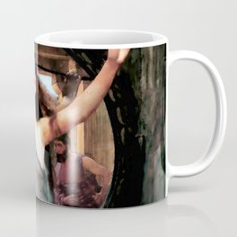 "John William Waterhouse ""Circe Offering the Cup to Odysseus"" Coffee Mug"