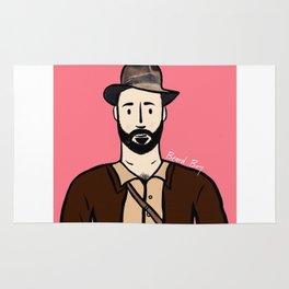 Beard Boy: Alessandro Rug