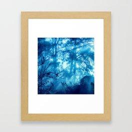 Foggy Tales Framed Art Print